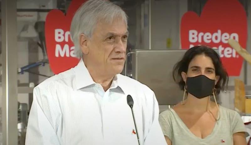 [VIDEO] Piñera emplaza al congreso a aprobar proyectos