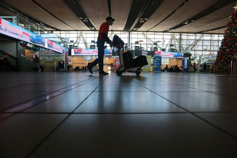 Chile: viajeros de Brasil serán enviados a residencias sanitarias