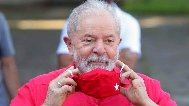 Lula da Silva: juez de la Corte Suprema de Brasil anula todas las sentencias contra el expresidente