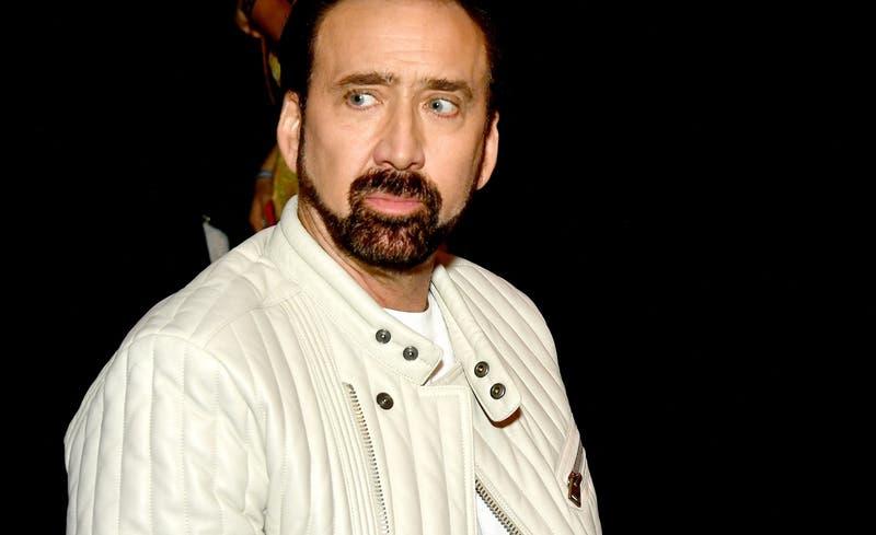 Por quinta vez: Nicolas Cage se casó en secreto con desconocida joven japonesa 31 años menor