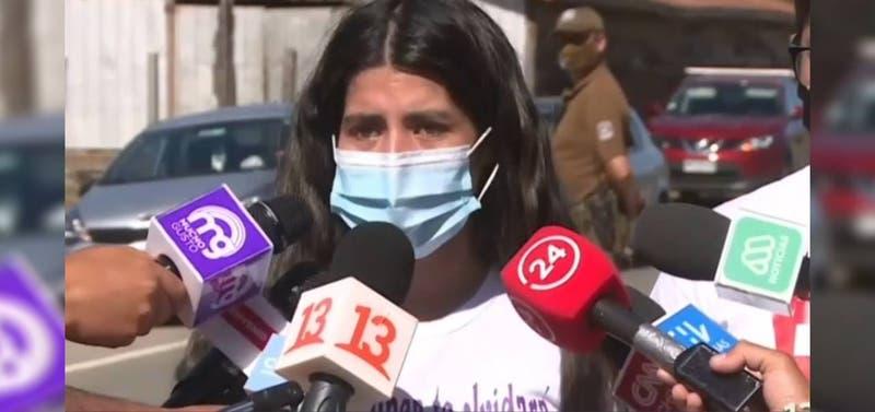 """Madre de Tomás Bravo: """"Me encantaría poder darle una sepultura a mi hijo"""""""