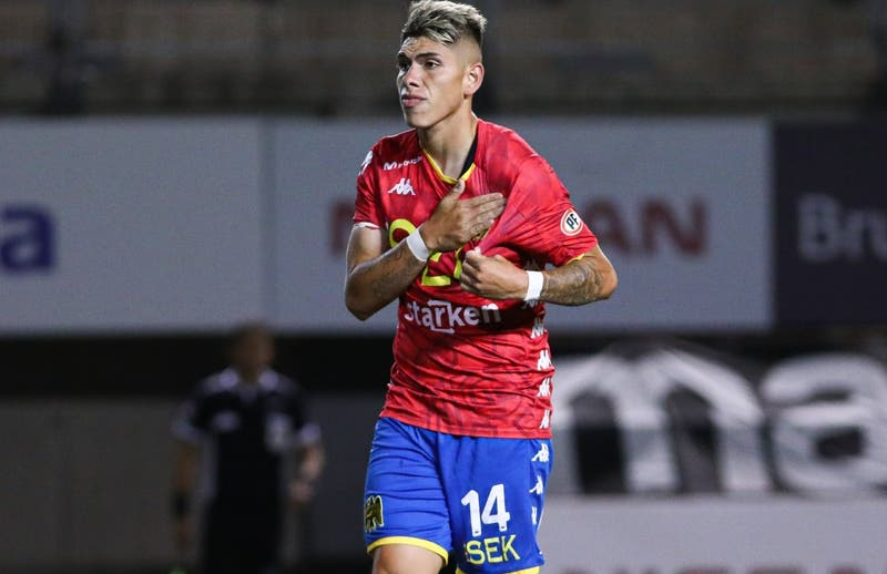 En Brasil aseguran que Inter de Porto Alegre y Unión Española lograron acuerdo por Carlos Palacios