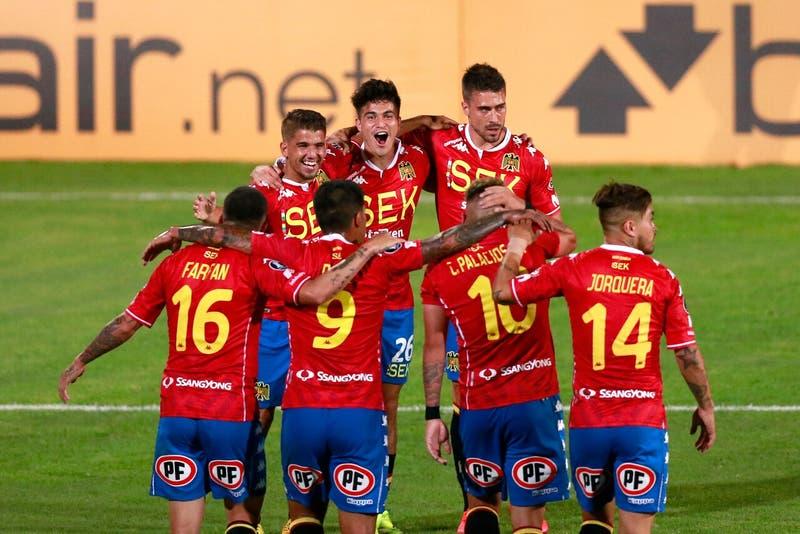 Unión Española vence por la mínima a Independiente del Valle en su debut por Copa Libertadores 2021