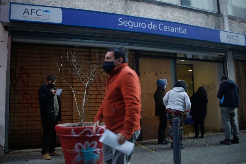 Seguro de Cesantía: casi 850.000 personas agotaron sus saldos en 2020