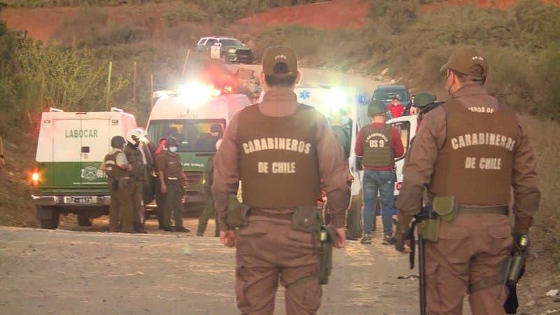 Persecución termina con un reo prófugo muerto en Valparaíso: Dos carabineros heridos a bala