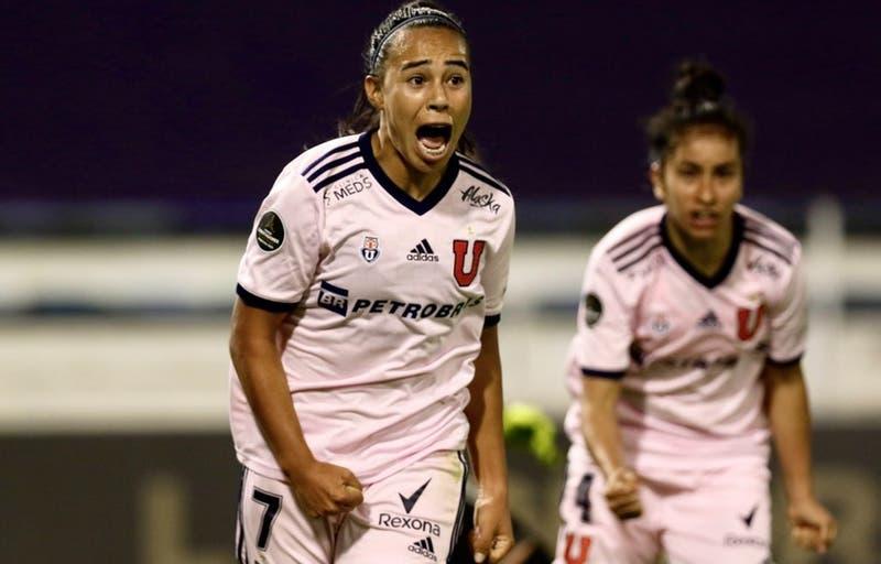 La U gana su grupo y avanza en primer lugar a los cuartos de la Copa Libertadores Femenina