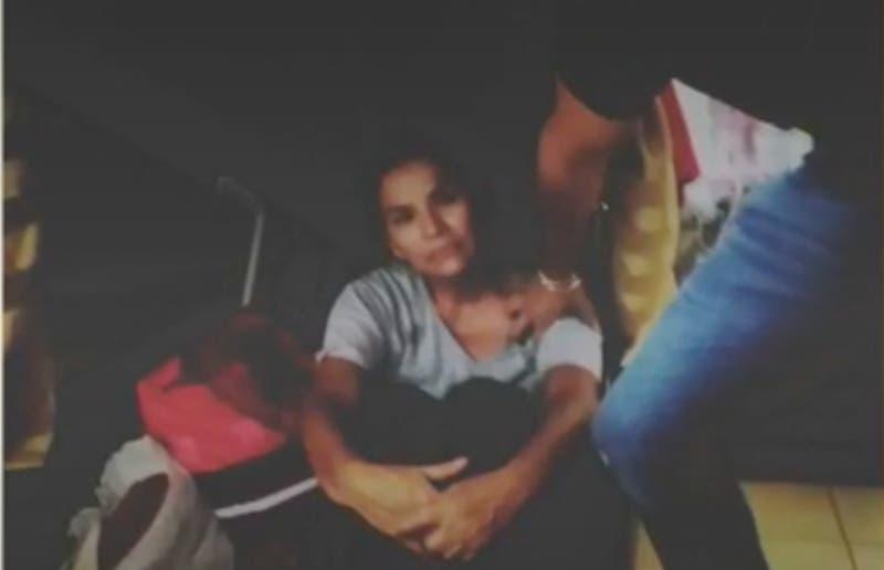 [VIDEO] Ex presidenta de Bolivia detenida y acusada de golpista
