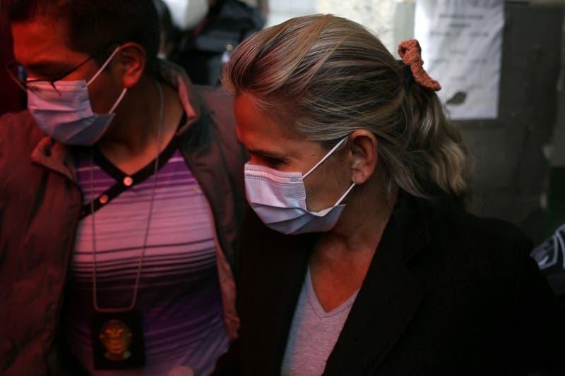 Justicia boliviana decreta cuatro meses de prisión preventiva contra Jeanine Añez