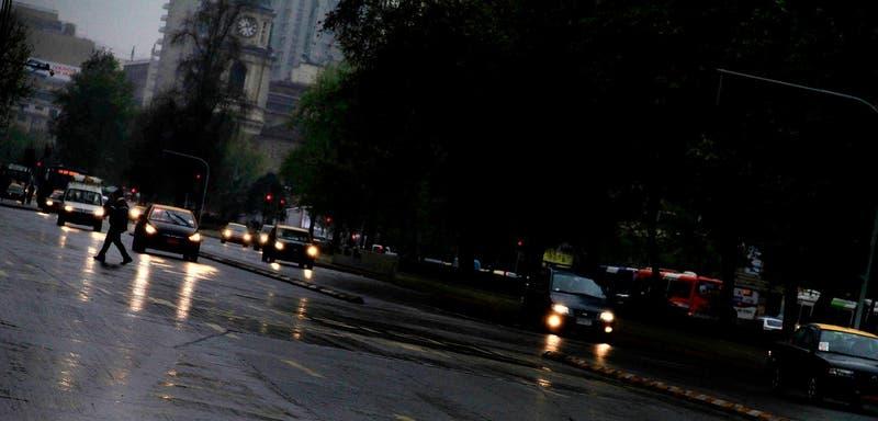 ¿Continúa el clima otoñal?: Así estará el tiempo esta semana en Santiago