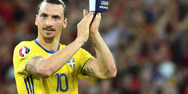 Ibrahimovic vuelve a la selección de Suecia tras cinco años