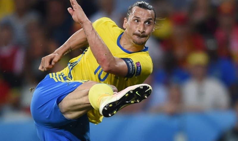 """""""El regreso de Dios"""": Zlatan vuelve a la selección de Suecia tras 5 años de retirada internacional"""