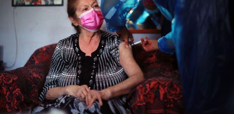 Chile supera los 5 millones de vacunados contra el COVID-19