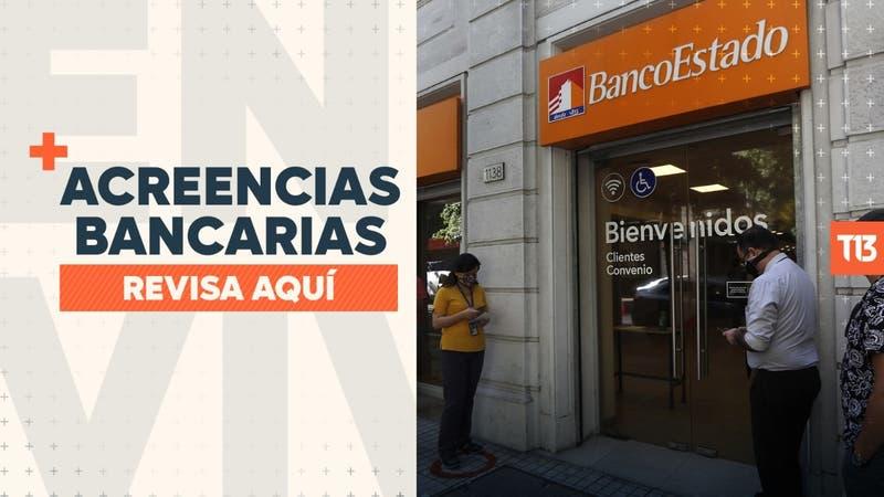 """Acreencias bancarias 2021: BancoEstado publica nómina de personas con """"dinero olvidado"""""""