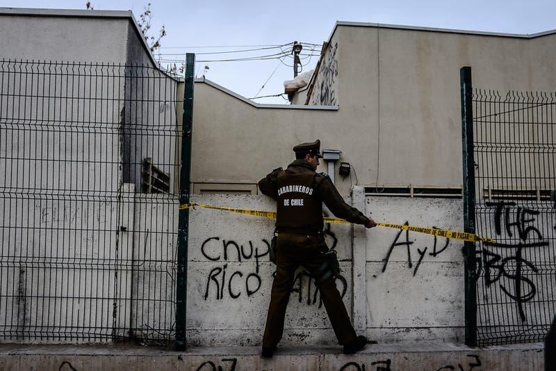 Corte ratifica arresto domiciliario para carabinero acusado de violación a una compañera