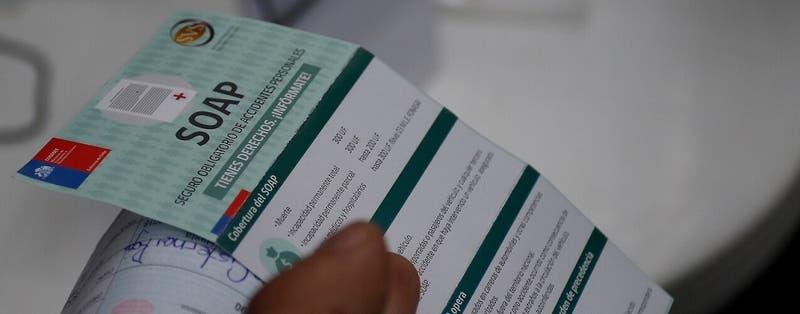Cómo elegir tu Seguro Obligatorio de Accidentes Personales (SOAP) en Chile