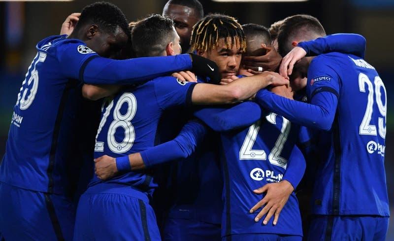 Chelsea vuelve a vencer al Atlético de Madrid y se mete en los cuartos de la Champions