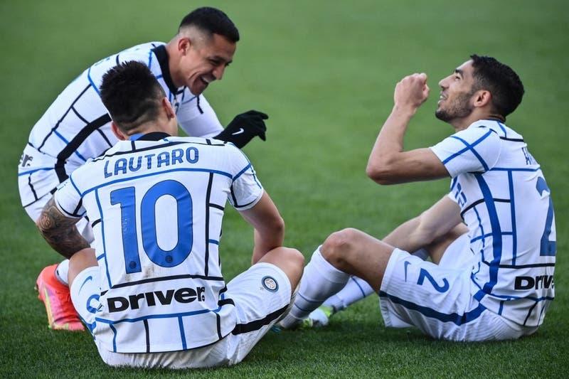 Inter de Alexis y Vidal suspende actividades por casos de COVID