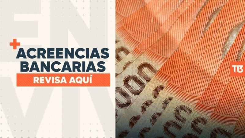"""Acreencias bancarias 2021: Banco de Chile publica lista de personas con """"dinero olvidado"""""""