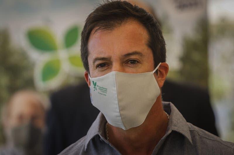 "Ministro Palacios desmiente audio sobre cuarto retiro: ""Lamentable que se desinforme"""