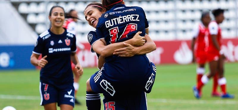 [EN VIVO] La U enfrenta a Ferroviária en busca de la final de la Copa Libertadores Femenina