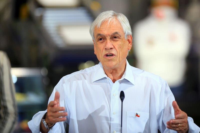 """Piñera y la Constitución: """"Tengo confianza, se aprobará por dos tercios y requiere un gran acuerdo"""""""