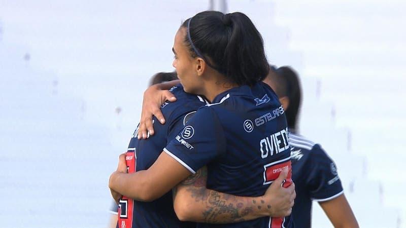 La U pierde en penales ante Ferroviária y disputará el tercer lugar de la Copa Libertadores femenina