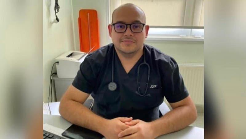 "Joven médico de Hospital de Chimbarongo murió por COVID-19: ""Dejó un legado invaluable"""