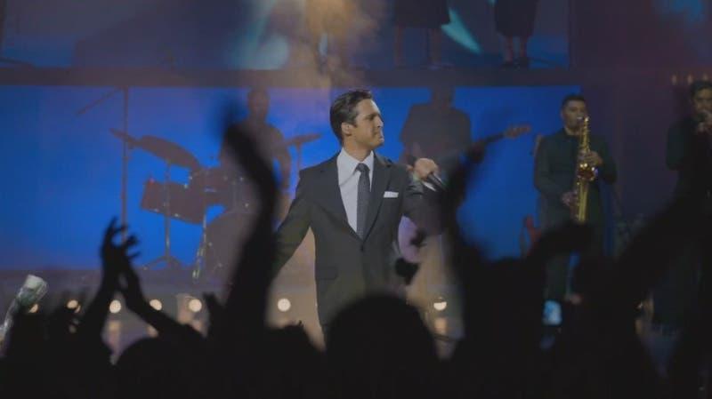 Así se transformó Diego Boneta en Luis Miguel: Las luces y sombras del sol de México
