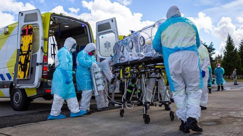 Informe Epidemilógico: Casos activos por COVID-19 superan los 47 mil a nivel nacional