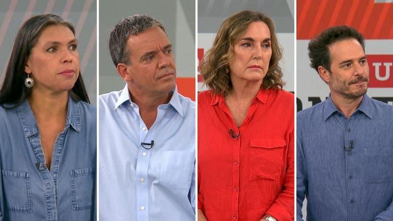 [VIDEO] Figueroa, Harboe, Letelier y Larraín detallan por qué quieren ser constituyentes
