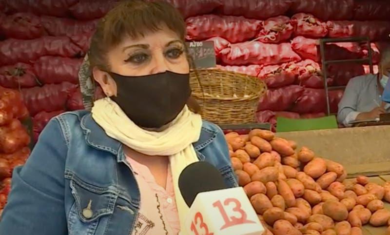 [VIDEO] Cierran Mercado Cardonal por caso Covid activo