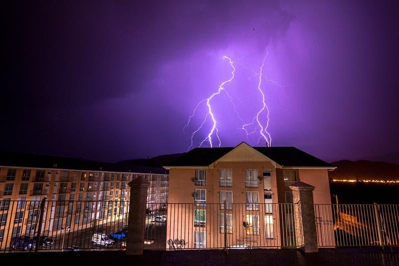Onemi declara alerta temprana preventiva para la región de O'Higgins por tormentas eléctricas
