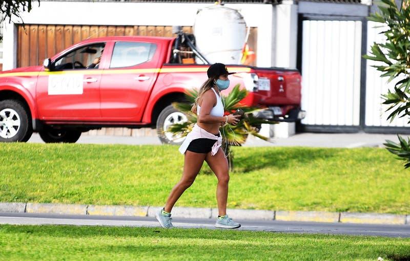 Minsal anuncia extensión de horario para realizar actividad física al aire libre