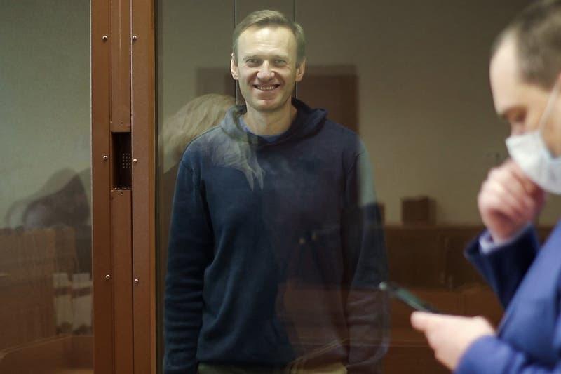 Opositor ruso Alexéi Navalny compara su detención con Star Wars