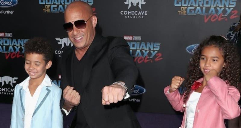"""El pequeño """"Dom"""": Hijo de Vin Diesel aparecerá en la próxima película de """"Rápido y Furioso"""""""