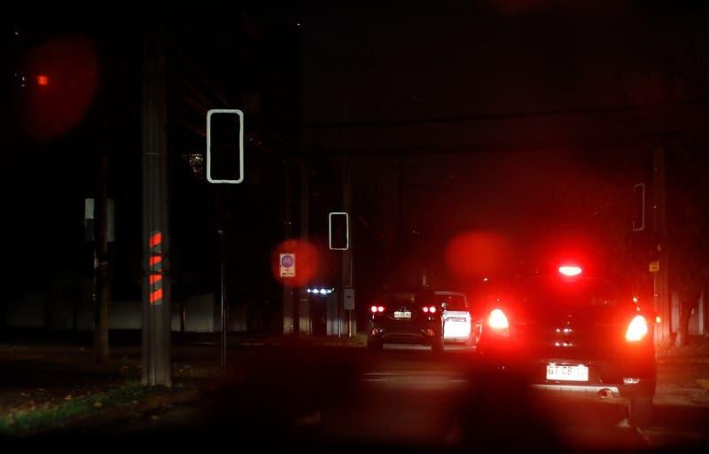 Corte de luz afecta al menos tres comunas de la región de Valparaíso