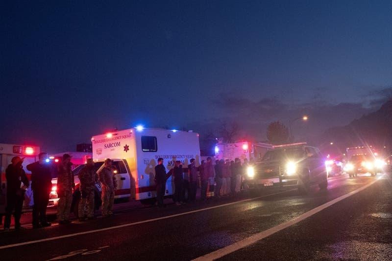 Estados Unidos: Tiroteo en supermercado de Colorado deja al menos 10 muertos