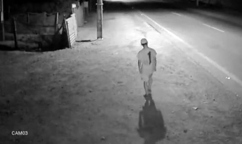 Buscan en Arica a menor desaparecido desde el sábado: Un video lo muestra caminando por la calle