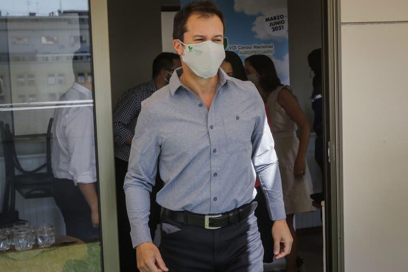 """Ministro Palacios admite que el delivery en ferias """"no se planteó de buena forma"""""""