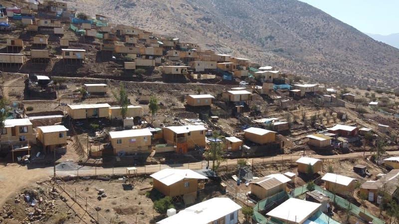 [VIDEO] El mayor registro en 25 años: más de 81 mil familias viven hoy en campamentos