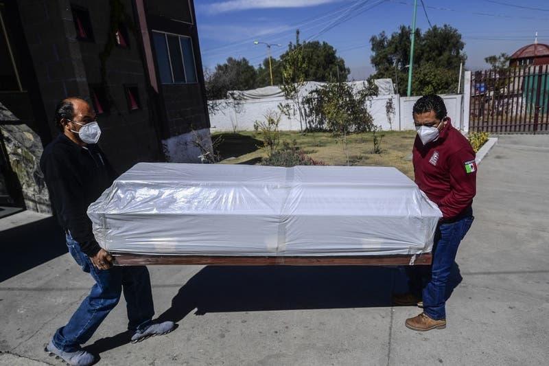 México superó los 200.000 muertos por COVID-19