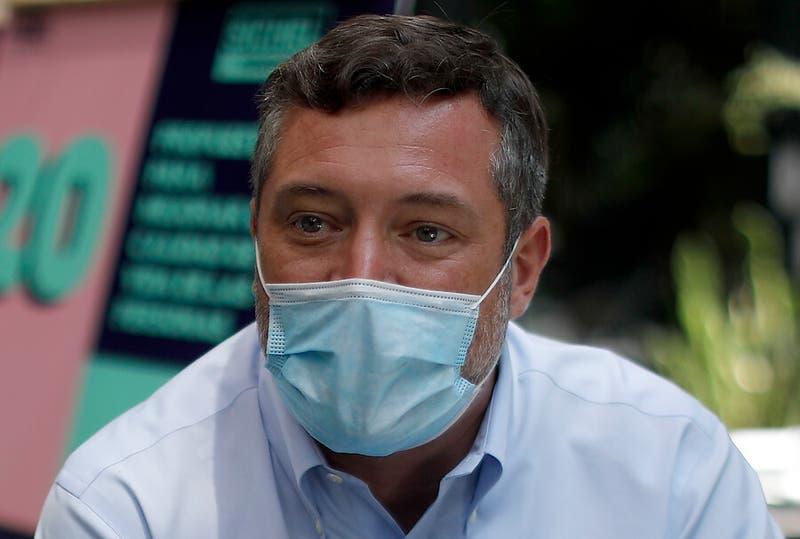 """Sichel dice que abrir seguro de cesantía es """"una tragedia"""" y acusa """"falta de coraje"""" de Chile Vamos"""