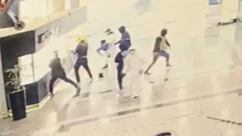 Así fue el asalto con balacera en joyería del mall Alto Las Condes
