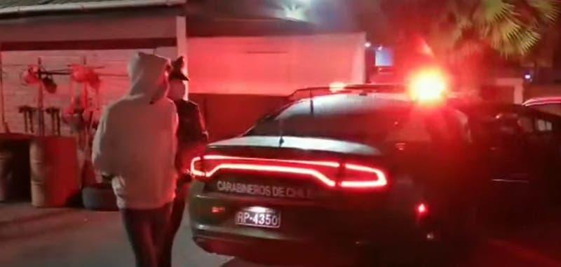 Chofer de Uber sufrió violento asalto en Conchalí: lo apuñalaron tres veces en el pecho