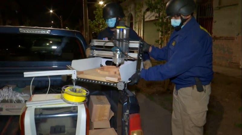 Detienen a destacado ingeniero que integraba banda dedicada al robo de autos en Santiago