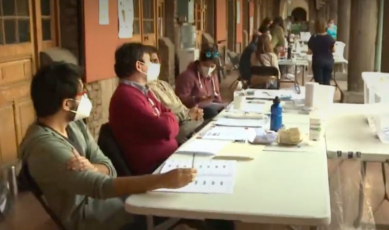 [VIDEO] El lunes se definirá si se realizan o no las elecciones del 10 y 11 de abril