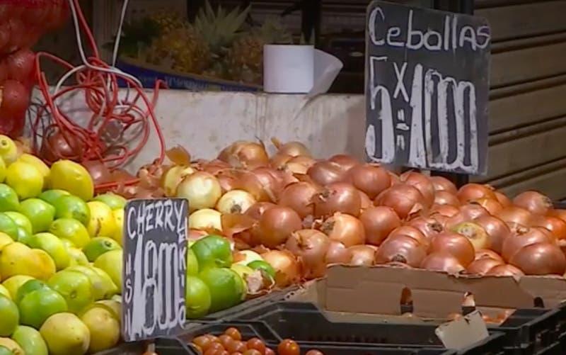 [VIDEO] La Vega: Advierten alza de precios por escasas ventas