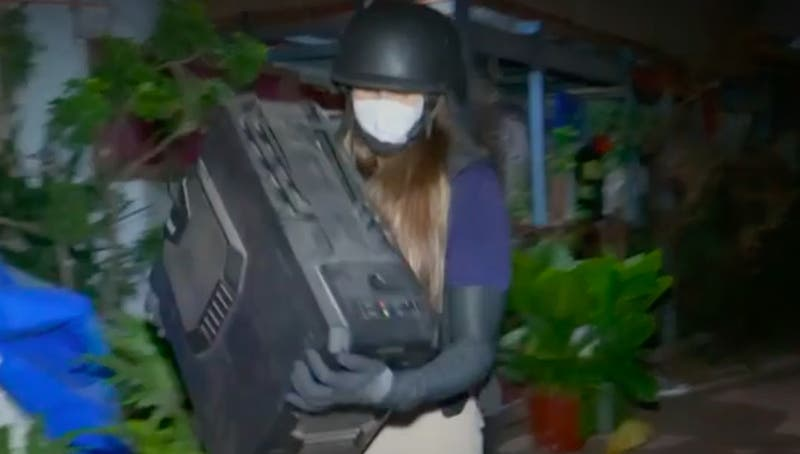 """[VIDEO] Desbaratan banda delictual: Vendían vehículos robados en """"portonazos"""" y """"encerronas"""""""