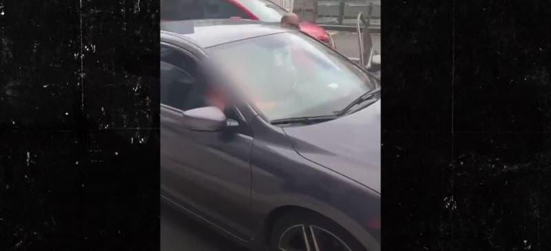 Uber: muere conductor tras robo y choque de auto con él adentro