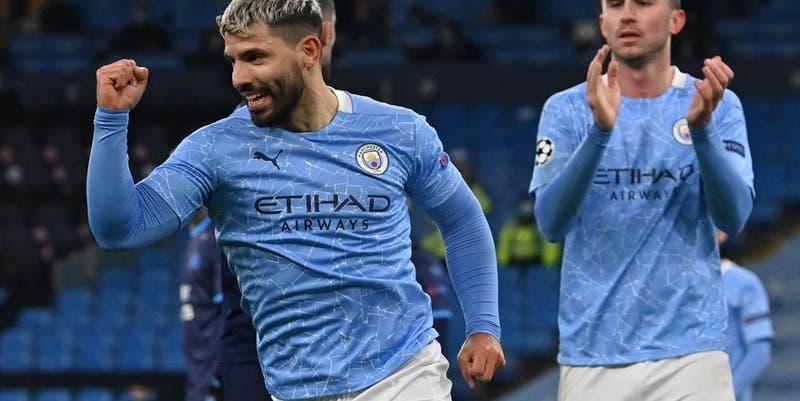 Agüero abandona el Manchester City a final de temporada
